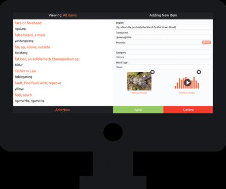 collection tool screenshot