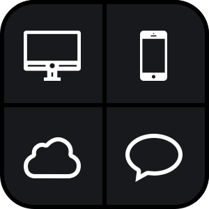 Tool App Portal Language Icons
